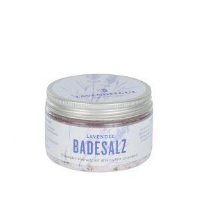 Lavendel Badesalz, 250g