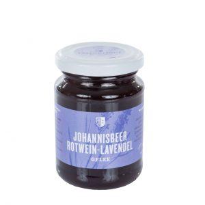 Johannisbeer Rotwein Gelee, 200g