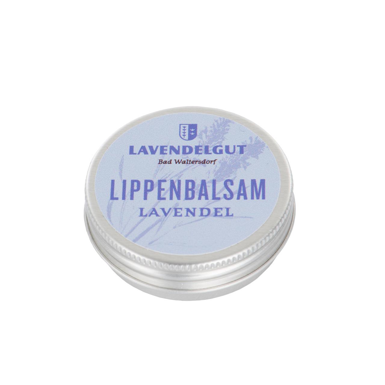 Lavendel Lippenbalsam, 8 g