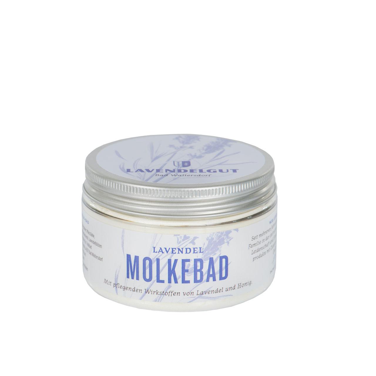 Lavendel Molkebad, 130 g