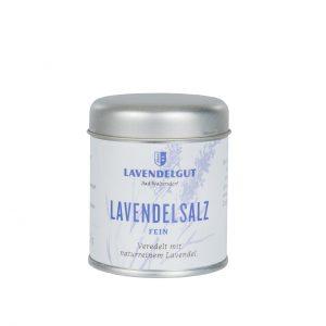 Lavendelsalz fein, 70 g