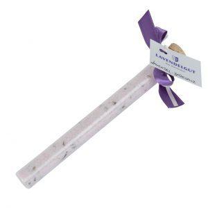 Lavendelbadesalz Probe
