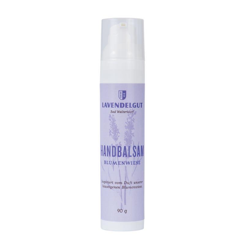 Lavendelgut-Handbalsam-Blumenwiese