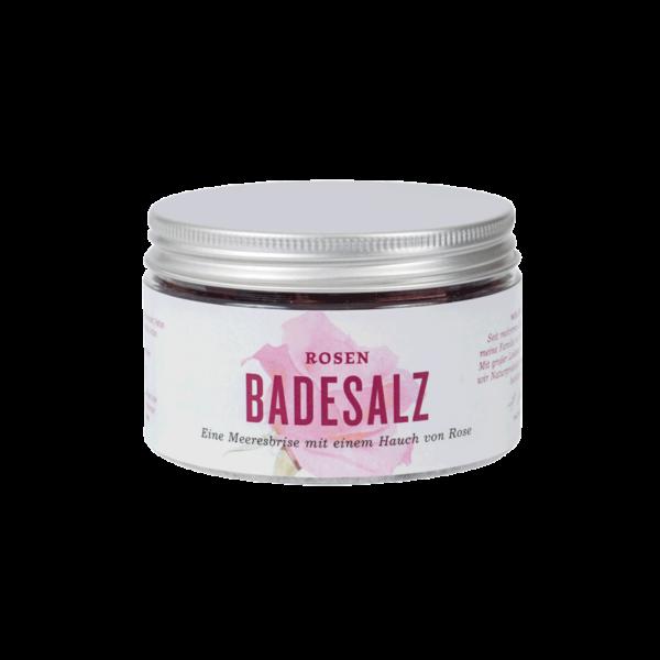 Lavendelgut-Rosen-Badesalz